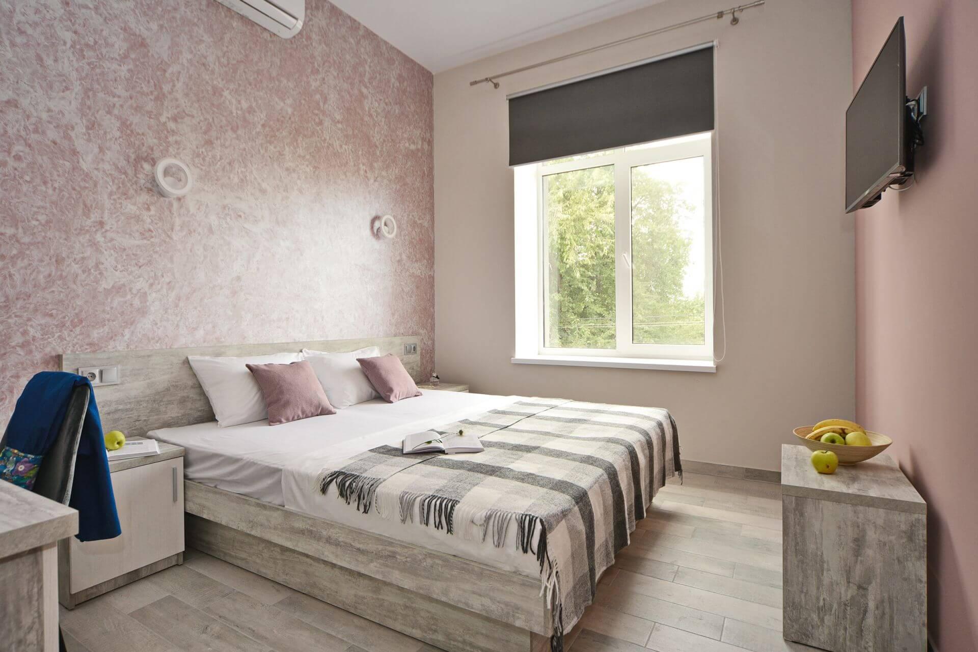 Стандарт двомісний з двома ліжками